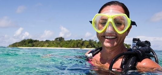 learn how to scuba dive - PADI Scuba Diver
