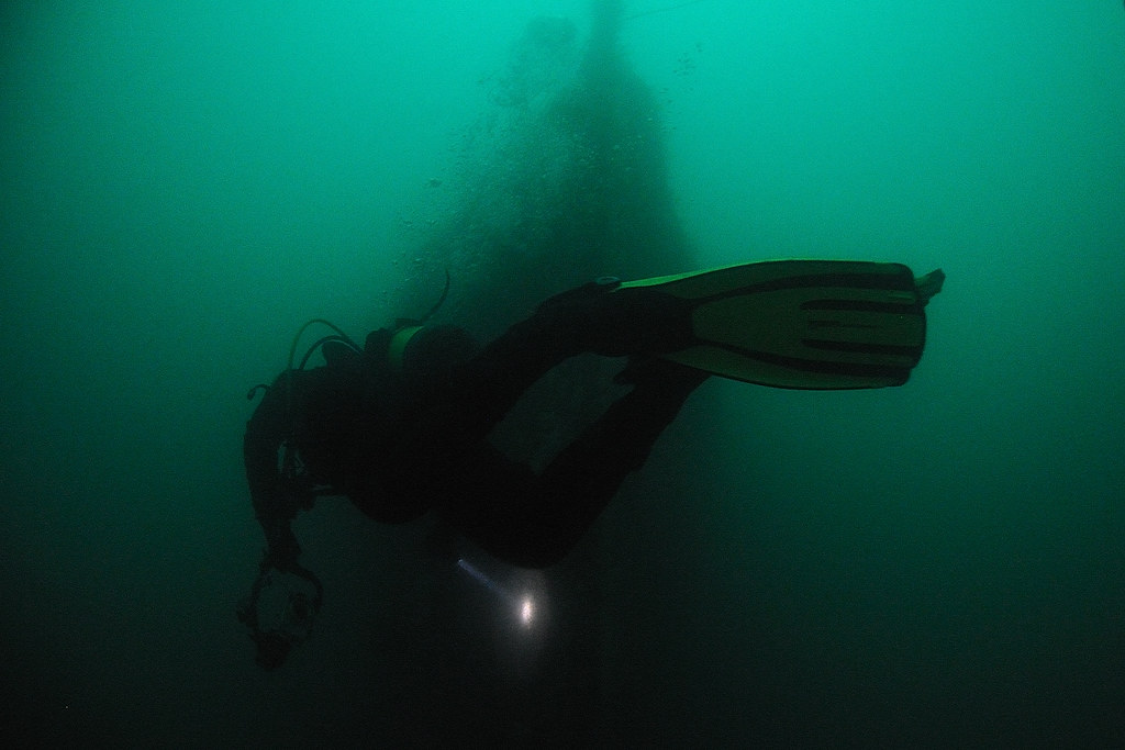 Advanced Open Water Diver: Deeper