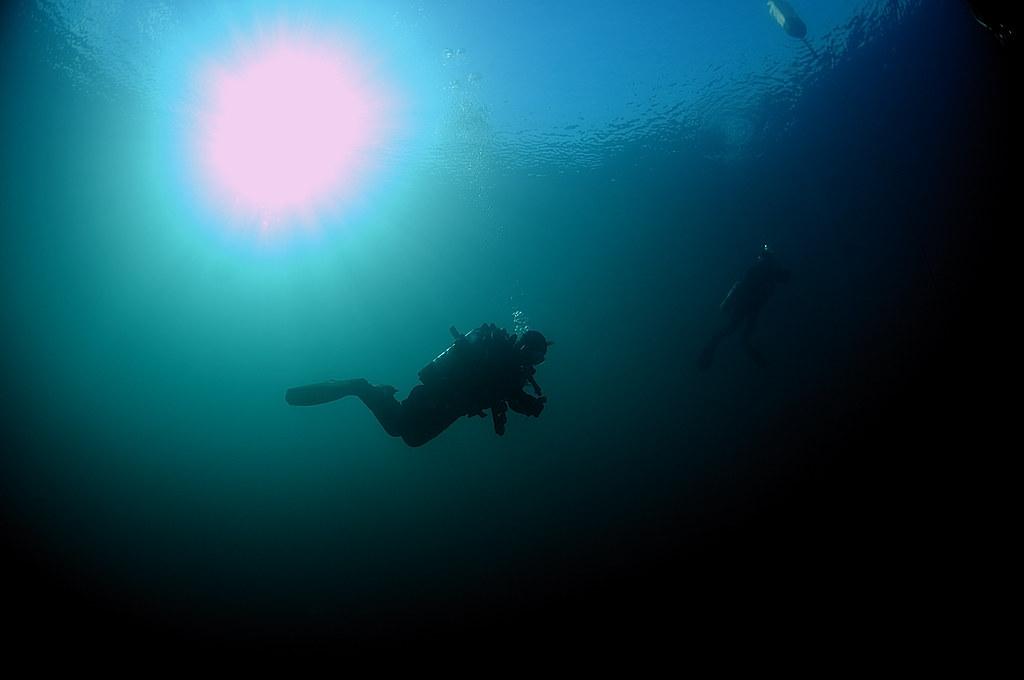 Advanced open Water Diver: Navigation